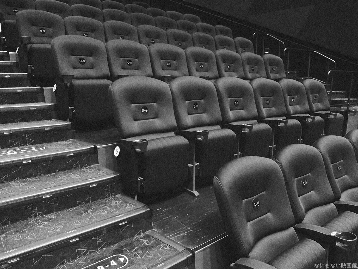 IMAX次世代レーザー一般席
